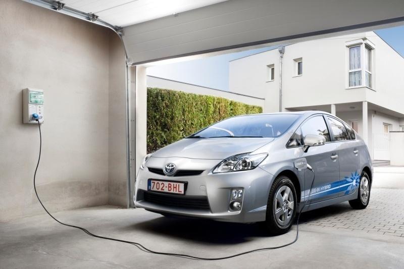 Toyota Prius Plug-in / Fot. Toyota
