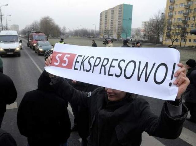 Budowa drogu ekspresowej S5 pod Bydgoszczą - kolejne opóźnienia