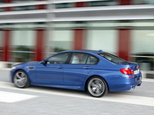 BMW M5 V (F10) (2011 - teraz)