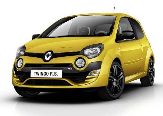 Renault Twingo po liftingu - ceny i zdjęcia