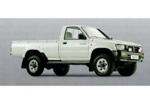 Toyota Hilux V (1989 - 1997) Pickup
