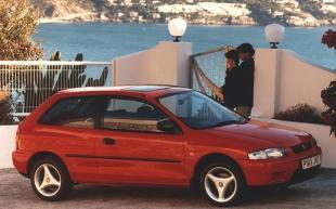 Mazda 323 V (1994 - 1998) Hatchback