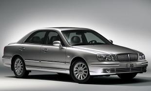 Hyundai XG (1999 - 2005) Sedan