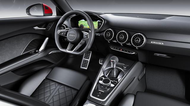 zdjęcie Audi TT III FL 2018