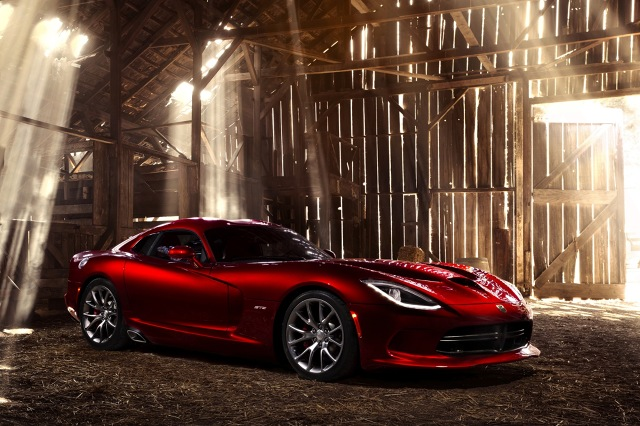 SRT Viper, Fot: Chrysler