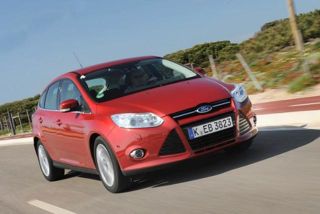 Nowy Ford Focus i Peugeot 508 w testach zderzeniowych Euro NCAP