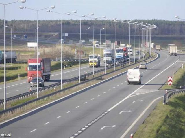 Najbardziej ruchliwe drogi w Polsce - nawet sto tysięcy aut na dobę