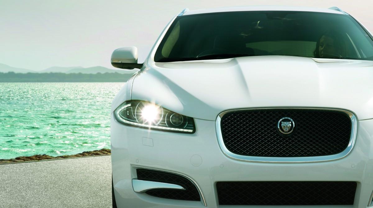 Jaguar XF 2014, Fot: Jaguar