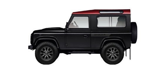 Land Rover Defender Africa Edition / Fot. Land Rover
