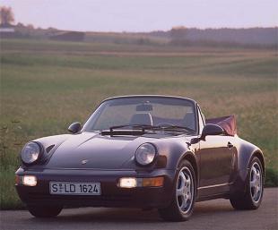 Porsche 911 964 (1989 - 1994) Kabriolet