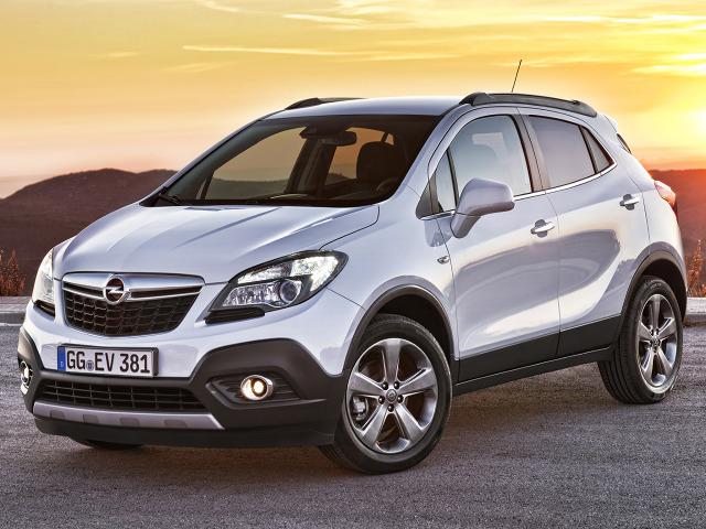 Opel Mokka / Fot. Opel
