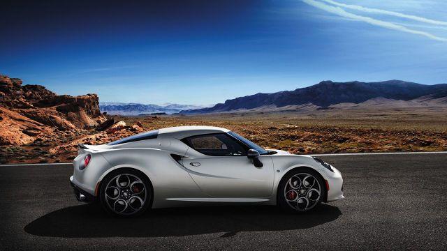 zdjęcie  Alfa Romeo 4C Launch Edition