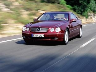 Mercedes-Benz Klasa CL W215 (1999 - 2006) Coupe