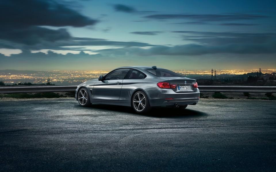BMW serii 4 Coupe / Fot. BMW