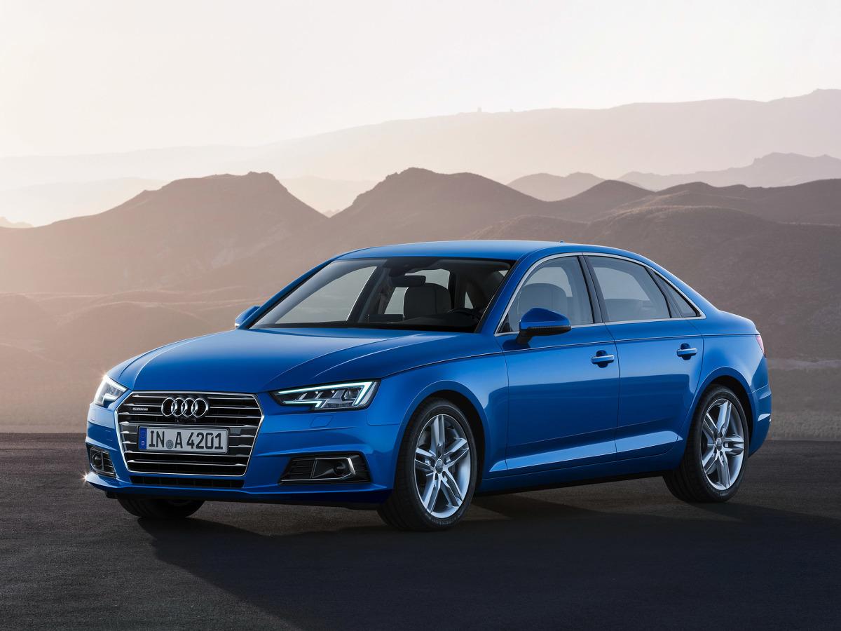 Audi A4 / Fot. Audi