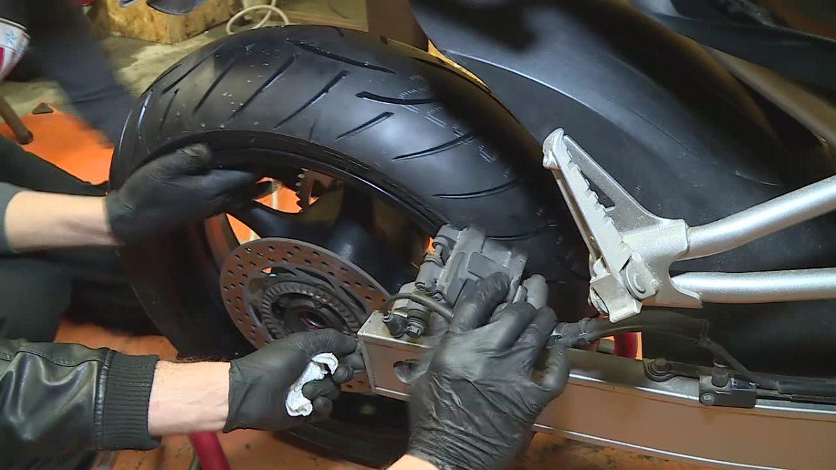 Wymiana Opon W Motocyklu Ile Kosztuje