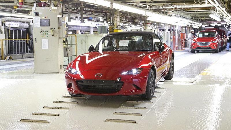 Mazda MX-5 / Fot. Mazda