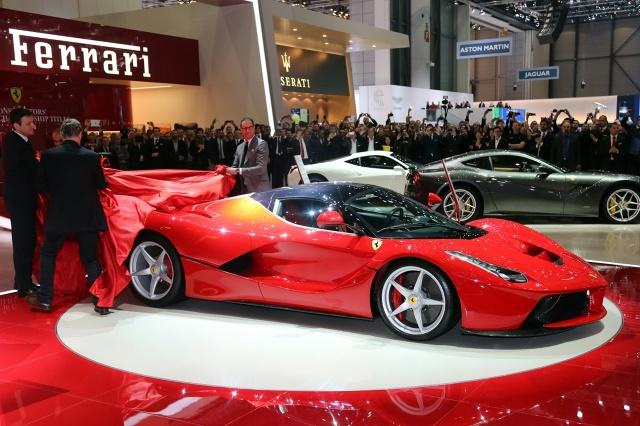 LaFerrari / Fot. Ferrari