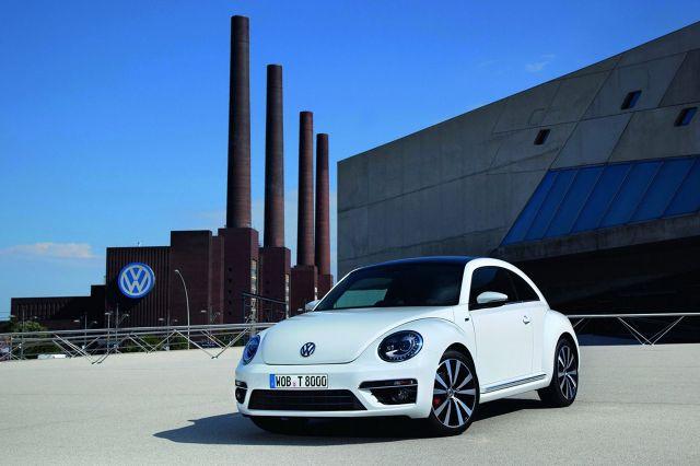 zdjęcie Volkswagen Beetle R-Line