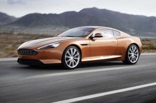 Aston Martin Virage (2011 - teraz) Coupe