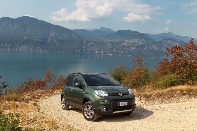 Fiat Panda 4x4, Fot: Fiat