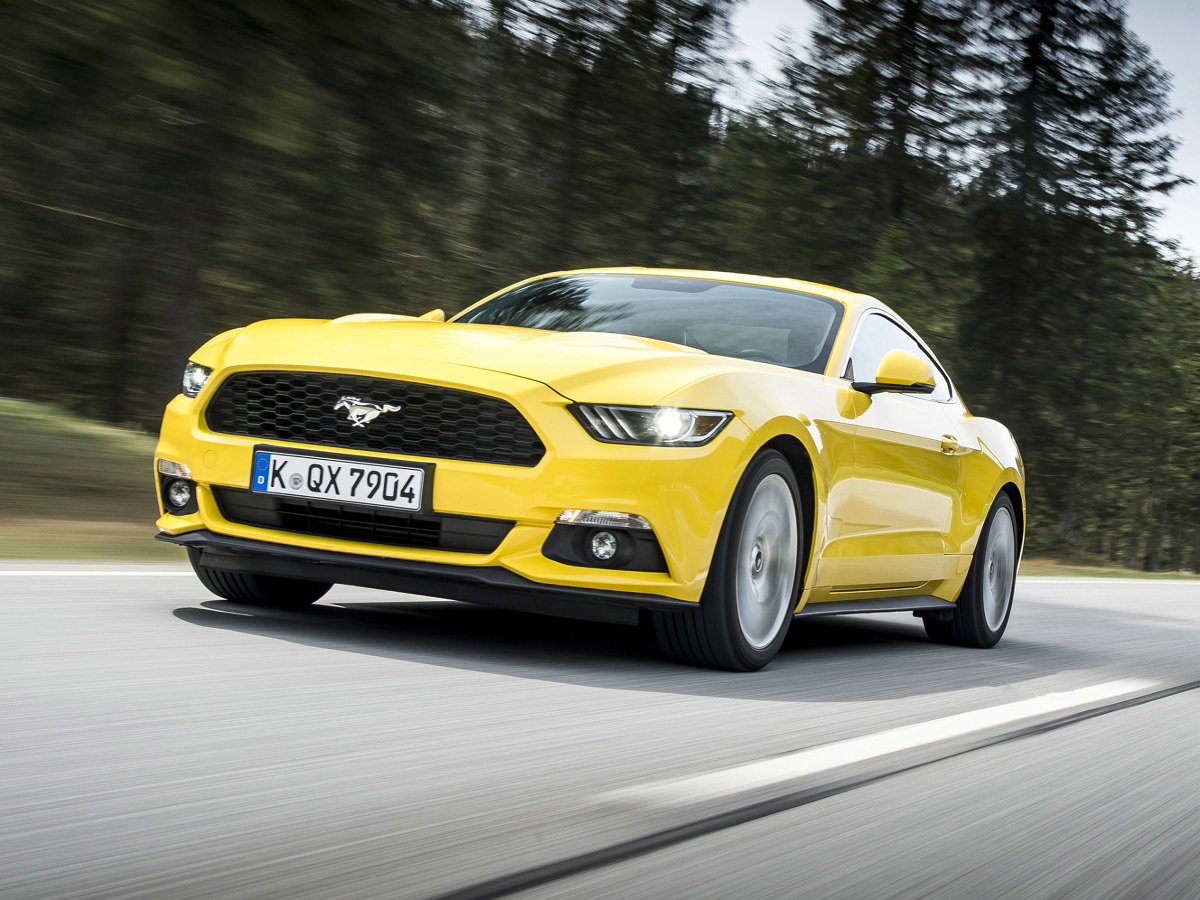 Ford Mustang / Fot. Ford