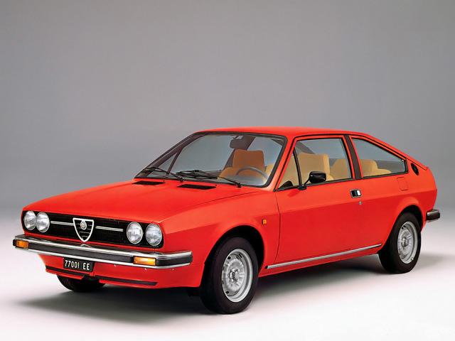 zdjęcie Alfa Romeo Sprint