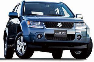 Suzuki Grand Vitara II (2005 - teraz) SUV