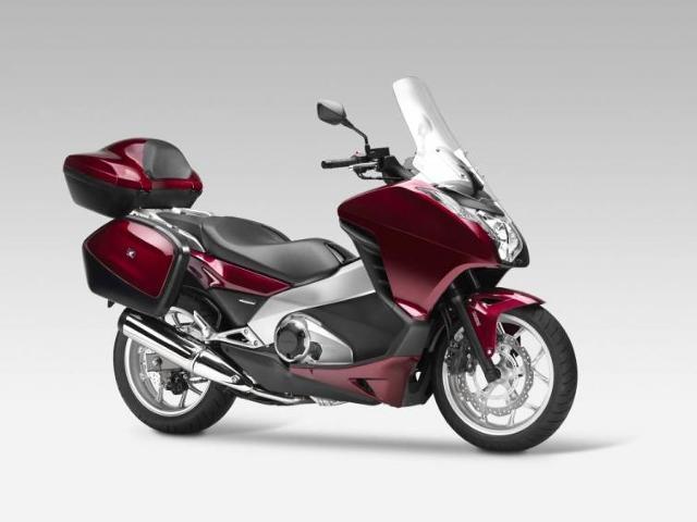 Honda Integra: nowy skuter z nowym silnikiem