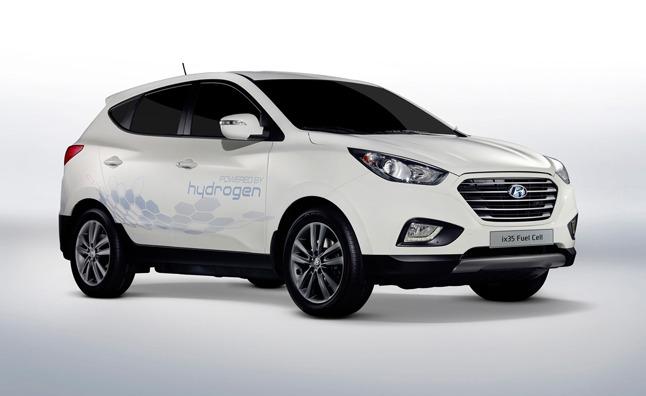 Hyundai Tucson FCEV / Fot. Hyundai