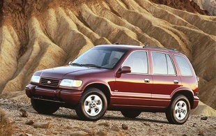 Kia Sportage I (1993 - 2004)