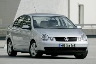 Volkswagen Polo IV (2001 - 2009) Sedan