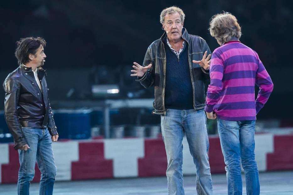 Hammond, Clarkson i May / Fot. Szymon Starnawski