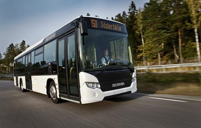 Nowy autobus marki Scania ze Słupska. Zobacz zdjęcia
