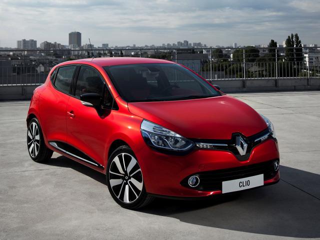 Renault Clio, Fot: Renault