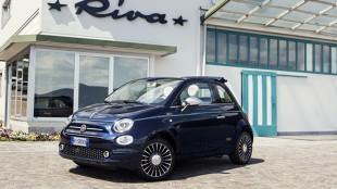 Fiat 500 Riva. Inspirowany jachtem