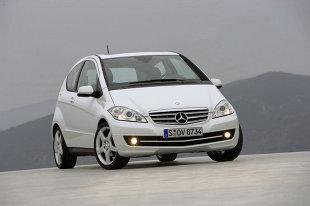 Mercedes-Benz Klasa A W169 (2004 - 2012) Hatchback