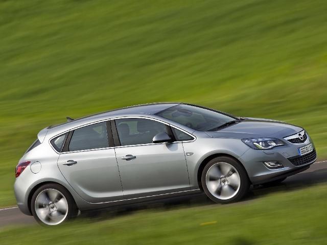 zdjęcie Opel Astra