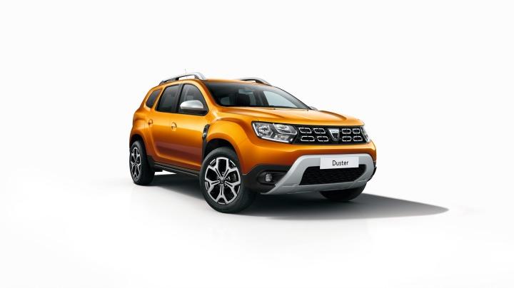 Dacia Duster   Marka Dacia przedstawi nowe wydanie Dustera na zbliżającym się wrześniowym salonie samochodowym 2017 we Frankfurcie. Od momentu wprowadzenia tego modelu na rynek w 2010 roku sprzedano do tej pory ponad milion egzemplarzy.   Fot. Dacia