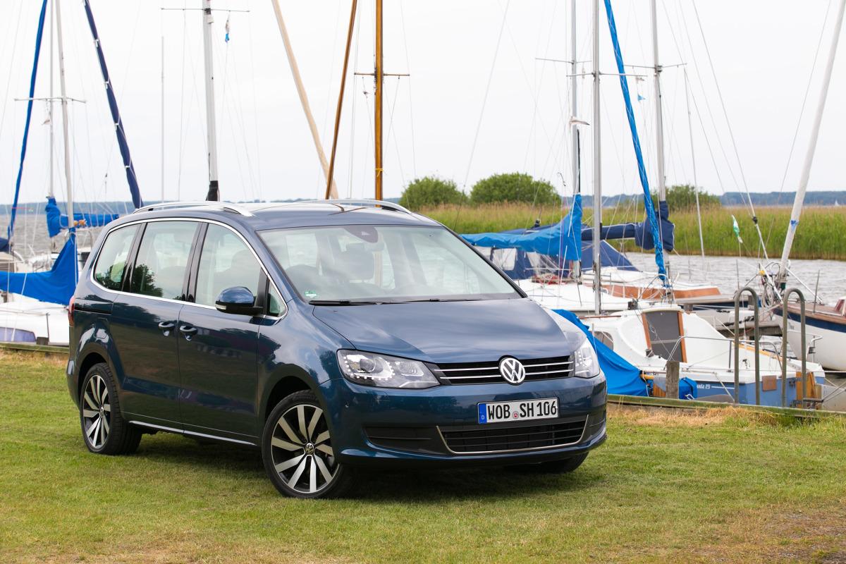 Volkswagen Sharan Po Liftingu Test I Dane Techniczne