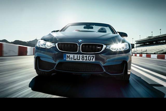 zdjęcie BMW M4 Convertible 1