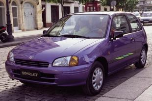 Toyota Starlet IV (1996 - 1999) Hatchback