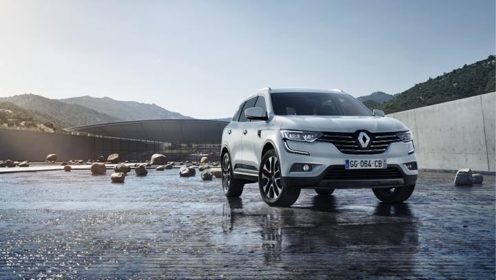 Renault Koleos   Oficjalna premiera nowego Renault Koleos na rynku polskim będzie miała miejsce we wrześniu br., ale pierwsze samochody pojawią się w salonach już w czerwcu  Fot. Renault   Oficjalna premiera nowego Renault Koleos na rynku polskim będzie miała miejsce we wrześniu br., ale pierwsze samochody pojawią się w salonach już w czerwcu  Fot. Renault