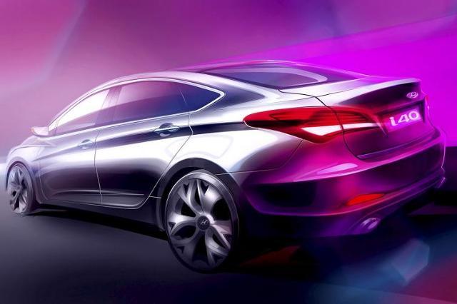 Hyundai i40 - koreańska konkurencja dla VW Passata - zdjęcia