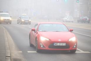 Jak poradzić sobie z mgłą?