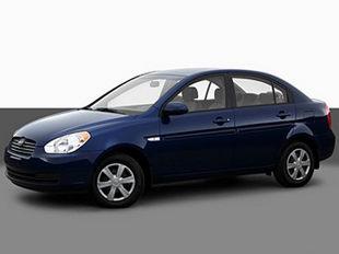 Hyundai Accent III (2006 - teraz) Sedan