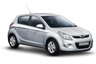 Hyundai i20 I (2008 - 2014) Hatchback
