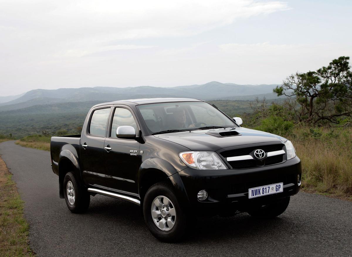 2007 Toyota Hilux, Fot:Toyota