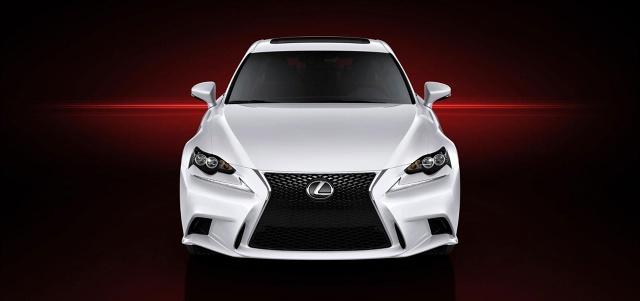 zdjęcie Lexus IS