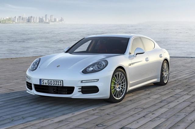 zdjęcie Porsche Panamera Lifting